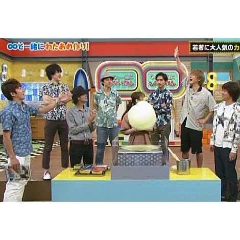 『関ジャニ∞のジャニ勉』で放送されました